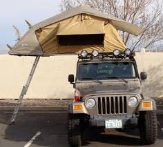 overland jeep tent arb rooftop tent