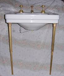 carrara marble console sink vintage bathroom sink legs 13301574 my farmhouse intended for marble