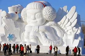 harbin snow and ice festival 2017 harbin u0027s 30th ice and snow festival is spectacular kids news article
