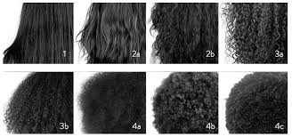 what type of hair can be used for crotchet braids how to figure out your curl type all shades covered