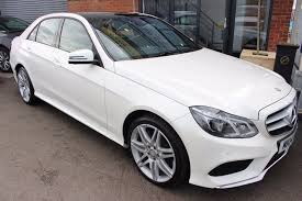 used mercedes e class saloon used e class mercedes find mercedes e class cars for