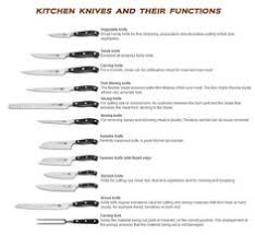 different knives and their uses chart of japanese knife types