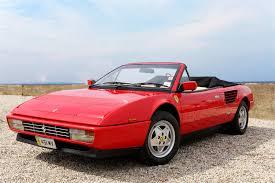 classic ferrari convertible used 1988 ferrari mondial for sale in greater london pistonheads