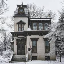 Victorian House Interiors by Steampunk Tendencies Snowy Victorian Houses Part 2 Part 1