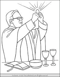 holy communion archives catholic kid catholic coloring