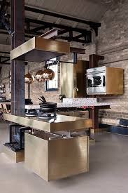 Restaurant Kitchen Designs by I Love The Use Of Steel I Beams In This Kitchen Design Home