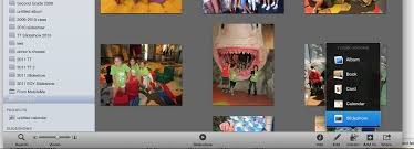 make and share slideshows using iphoto and dropbox sunny days in