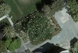 san jose state map duncan san josé state botany garden
