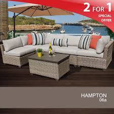 6 Piece Garden Furniture Patio Set - hampton bay patio furniture replacement tiles patio decoration