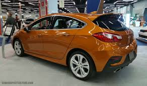orange cars 2017 the small cars from the 2017 portland international auto show