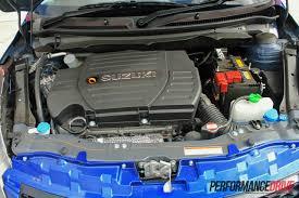 2012 suzuki swift sport engine