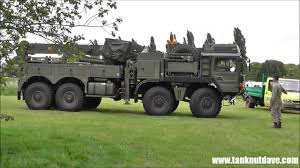 military transport vehicles new british army man recovery vehicle youtube