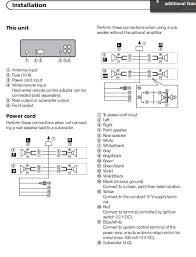 pioneer deh p4900ib wiring diagram pioneer deh p4900ib wiring