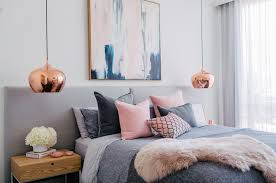 pink and gray bedroom 40 gray bedroom ideas decoholic
