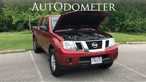 nissan frontier engine size 2016 nissan frontier engine review 4 0l 6 cylinder youtube