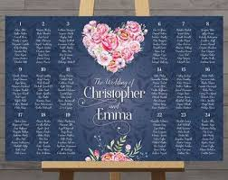 wedding table assignment board wedding table chart guest seating assignment printable chalk board