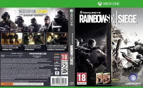 siege xbox one apps and software capa tom clancy s rainbow six siege xbox one