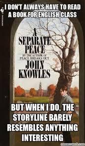 Peace Memes - separate peace