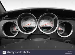 2007 dodge charger srt8 in silver speedometer tachometer stock