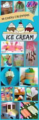 33 ice cream crafts and kids activities