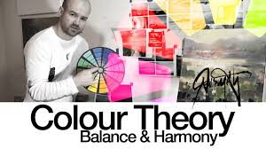 colour theory balance and harmony youtube