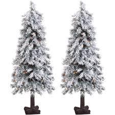 alpine trees ft artificial