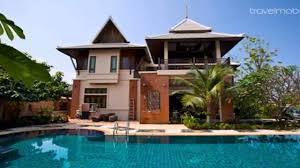 thai house designs pictures house design thai style youtube