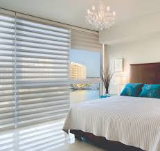 pirouette shades by hunter douglas have a softer look than blinds