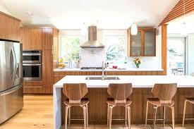 cuisine en bois massif moderne meuble bois contemporain robotstox com