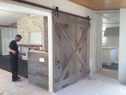 Wood Barn Doors by Reused Wood Doors U0026 Or How About Incorporating A Reclaimed Wood