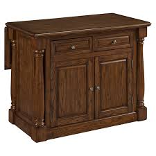 Kitchen Island Sets Home Styles Monarch Kitchen Island With Optional Stools Hayneedle