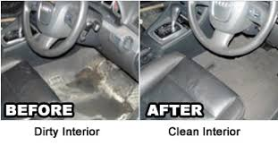 Cleaning Products For Car Interior How To Clean Automotive Cars With Steam Detailing Machine
