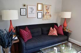 mckenna u0027s cozy basement rental u2014 stylemutt home your home decor