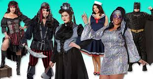 costumes for plus size costumes for women and men
