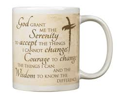 serenity prayer mug prayer mug 12 pk