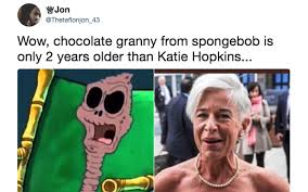 Fuck Me Memes - katie hopkins memes twitter drags 43 year old conservative pundit