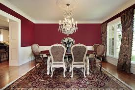 Dark Red Dining Room by Diningroomstyle Com All About Dining Room Table Design