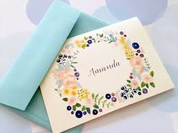 personalized cards 88 best pikake press greeting cards images on