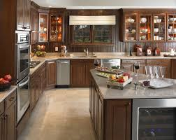 Kitchen Beadboard Backsplash by Decor Kitchen Cabinets And Beadboard Backsplash With Window