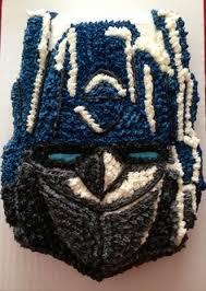 optimus prime cake pan optimus prime cake my cakes