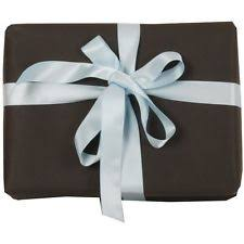 matte black wrapping paper jillson small gift bags delicate flower 6 count ebay
