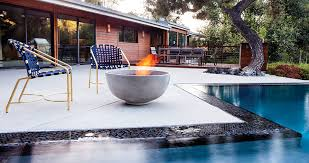 Brown Jordan Fire Pit by Urth Fire Tables The Great Escape