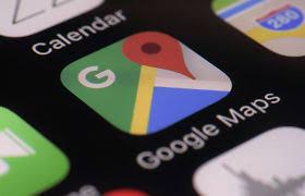 googlwe maps maps tema 15min lt
