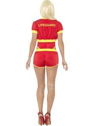 Baywatch Halloween Costume Baywatch Lifeguard Costume Women Adults Costumes