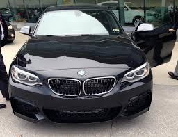 bmw black official black 2 series coupe convertible thread
