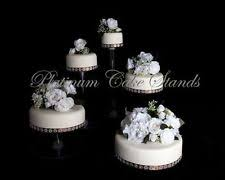 5 tier cake stand wedding 5 tier stands ebay