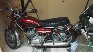 yamaha ds6 250 cm 1970 salo motorcycle nettimoto