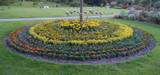 file flowers in a circle botanical garden lund jpg wikimedia