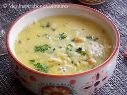 cuisine traditionnelle algeroise chorba beida soupe algeroise sauce blanche recette chorba