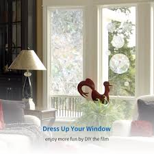 tayyakoushi 3d window films privacy film static decorative film